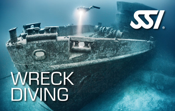 Wreck Diving Course - Outside The Asylum Diving & Travel