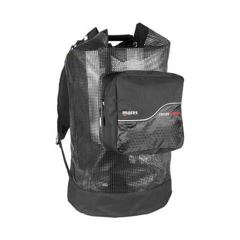 Mares Cruise Mesh Backpack Deluxe - Outside The Asylum Diving & Travel