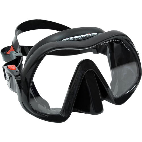 Atomic Venom Frameless Mask - Outside The Asylum Diving & Travel