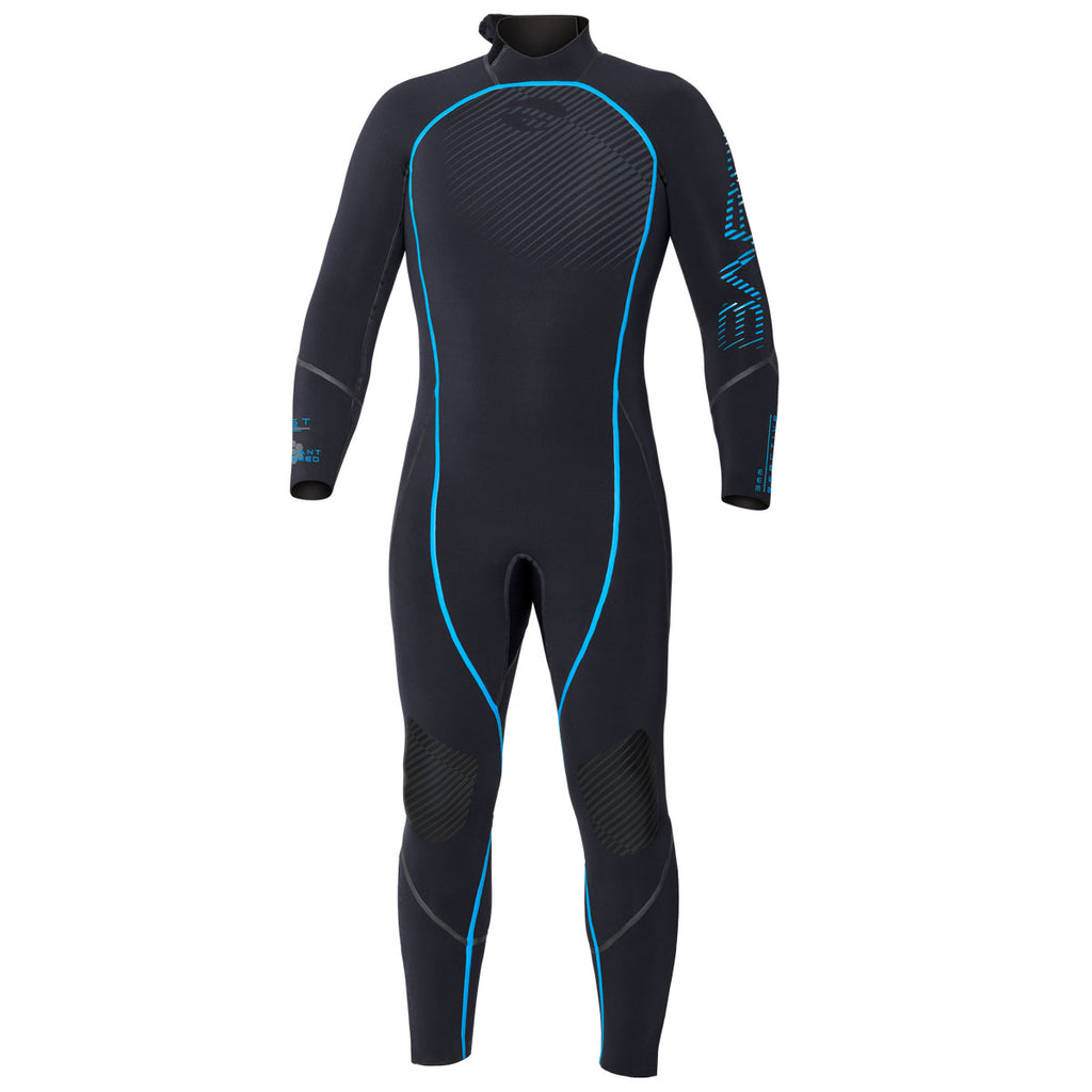 Bare 3mm Reactive Mens Wetsuit - Outside The Asylum Diving & Travel