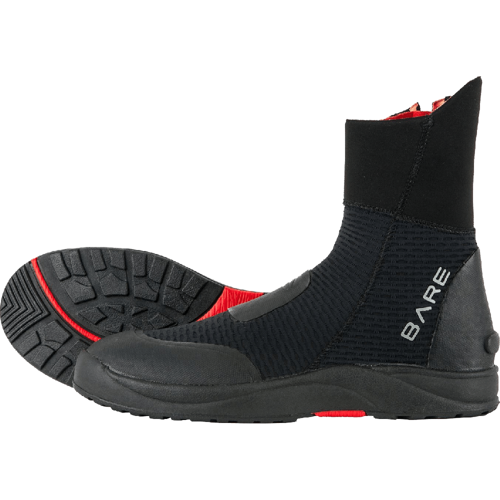 Bare 5mm Ultrawarm Boot - Outside The Asylum Diving & Travel