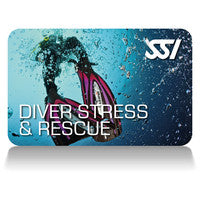 Diver Stress and Rescue and React Right First Aid CPR/O2/AED Bundle - Outside The Asylum Diving & Travel