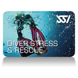 Diver Stress and Rescue and React Right First Aid CPR/O2/AED Bundle