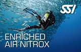 SSI Open Water Diver and Enriched Air Nitrox Bundle