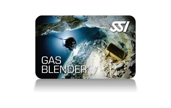 SSI Gas Blender - Outside The Asylum Diving & Travel