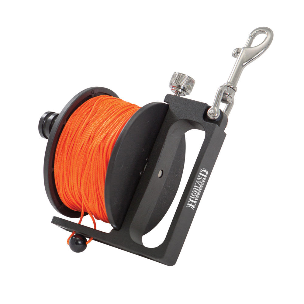Highland 400 Ft/122m Tech Reel - Outside The Asylum Diving & Travel