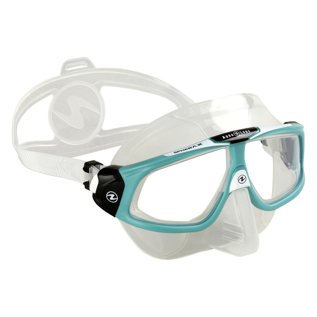 Aqua Lung Sphera X Mask - Outside The Asylum Diving & Travel