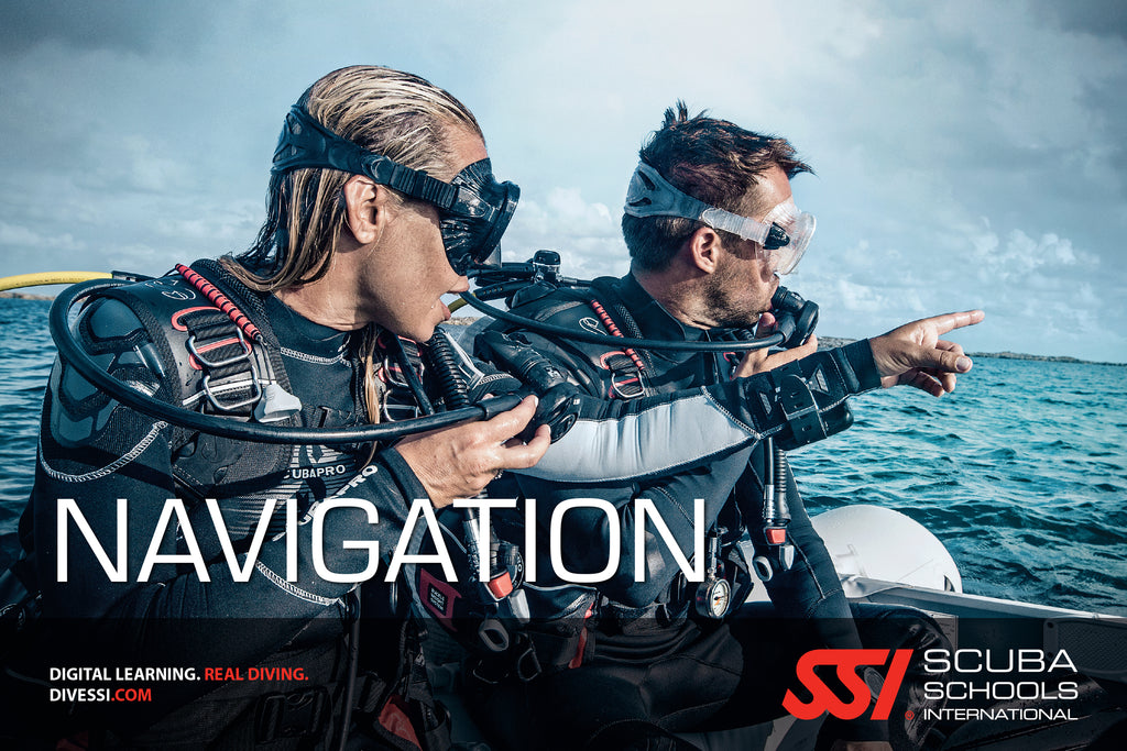 SSI Navigation Course - Outside The Asylum Diving & Travel