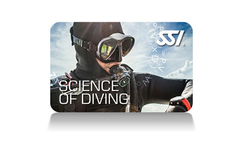 SSI Science of Diving Course