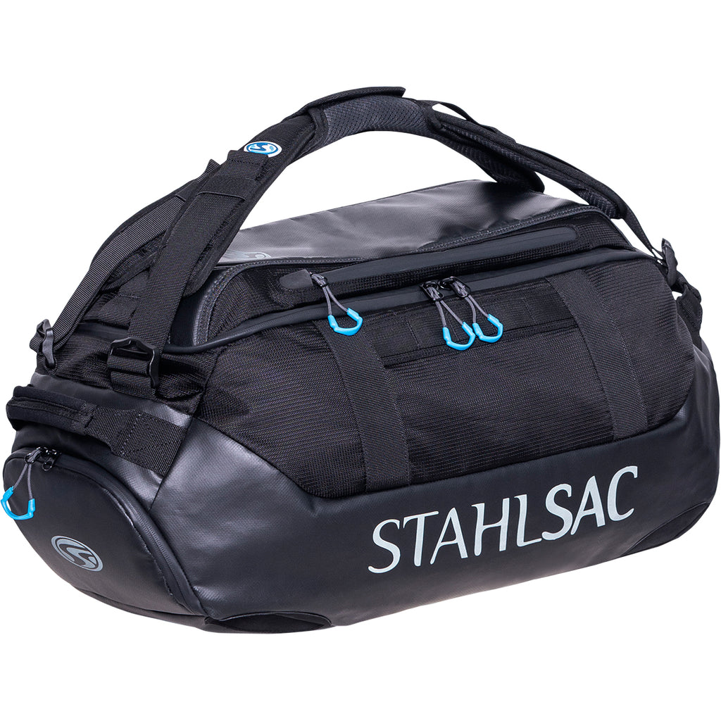 Stahlsac Steel Duffel, Black - Outside The Asylum Diving & Travel