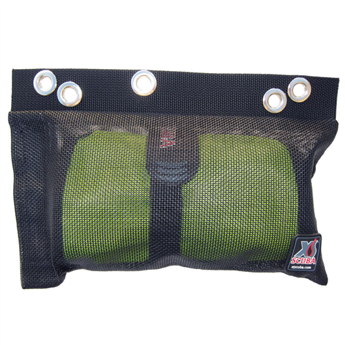 XS Scuba Mesh Carry Pouch - Outside The Asylum Diving & Travel