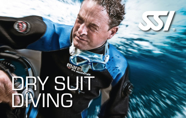 SSI Dry Suit Course - Outside The Asylum Diving & Travel