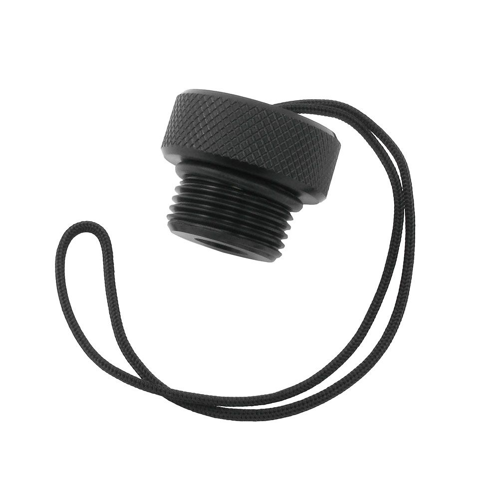 Threaded Delrin Dust Plug for DIN Valve - Outside The Asylum Diving & Travel