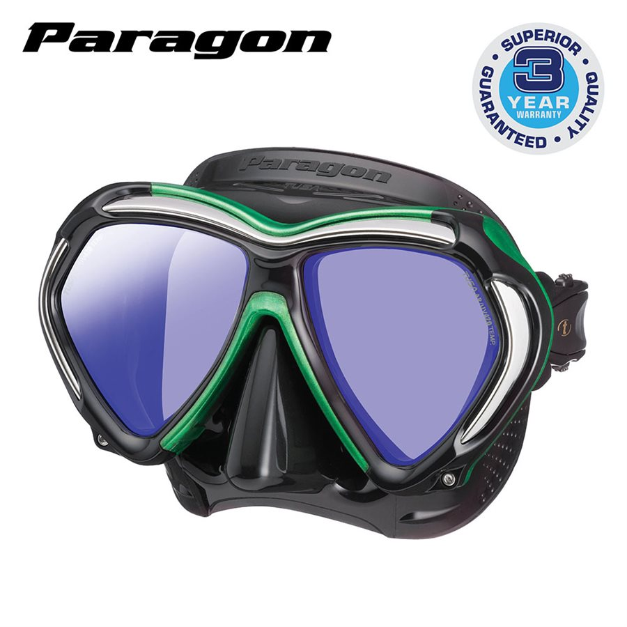 Tusa Paragon Mask - Outside The Asylum Diving & Travel