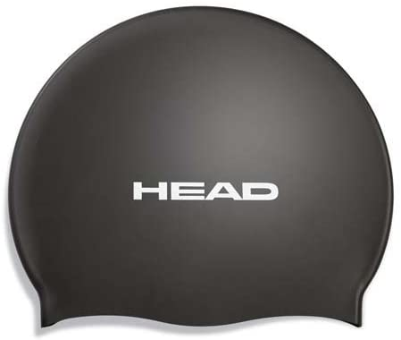 Head Silicone Flat Swim Cap - Outside The Asylum Diving & Travel