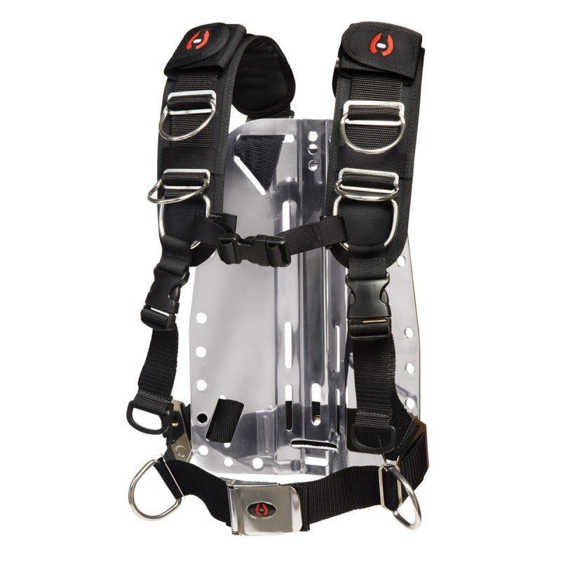 Hollis Elite II Stainless Steel Package - Outside The Asylum Diving & Travel