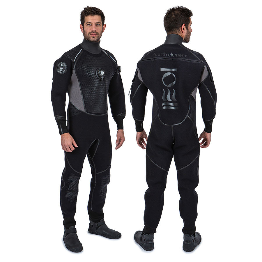 Fourth Element Hydra Men's Dry Suit - Outside The Asylum Diving & Travel