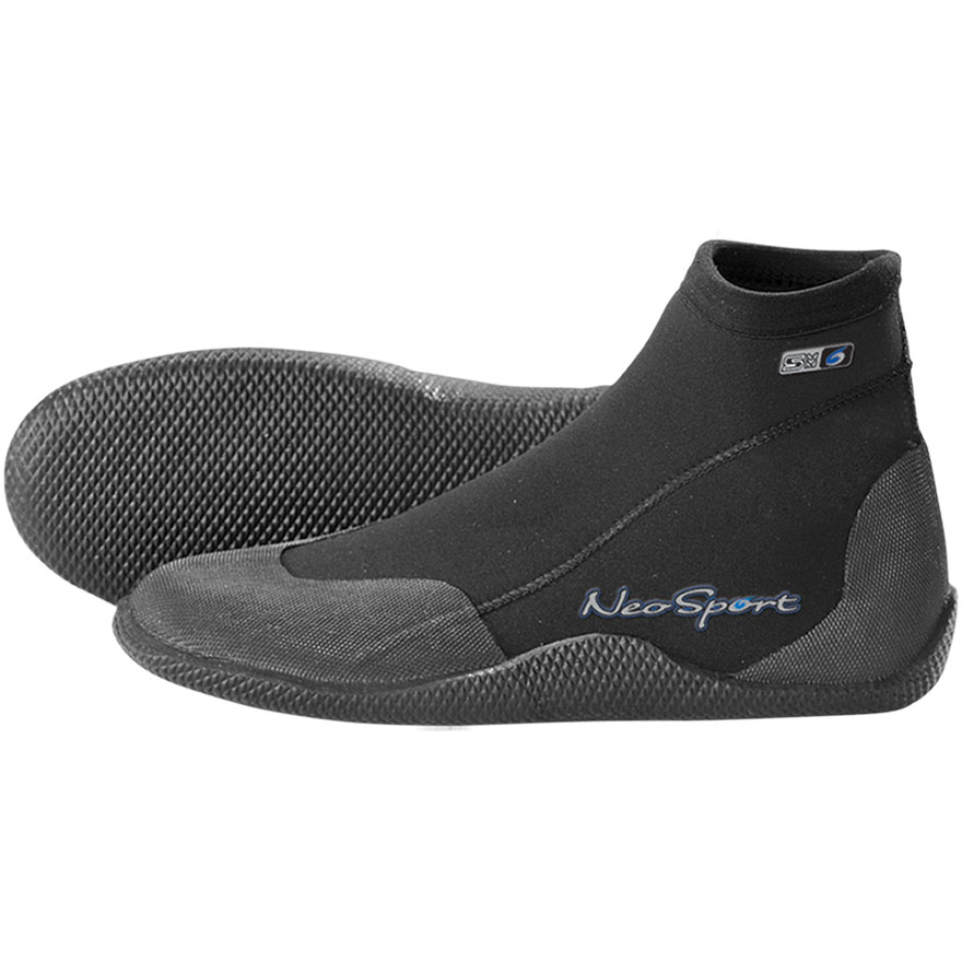 Neosport 3mm low top boot - Outside The Asylum Diving & Travel
