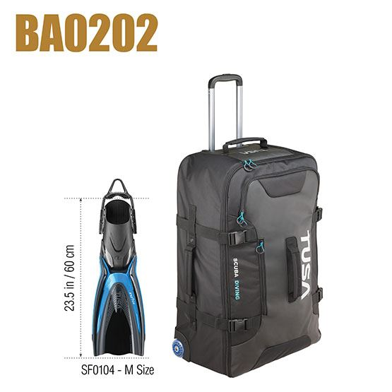 Tusa Large Roller Bag