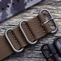 Suunto Q/R Textile Zulu Strap - Outside The Asylum Diving & Travel