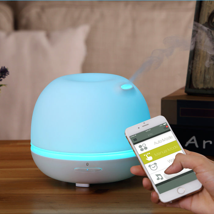 iMist Ultrasonic Aroma Diffuser with BlueTooth - 500ml