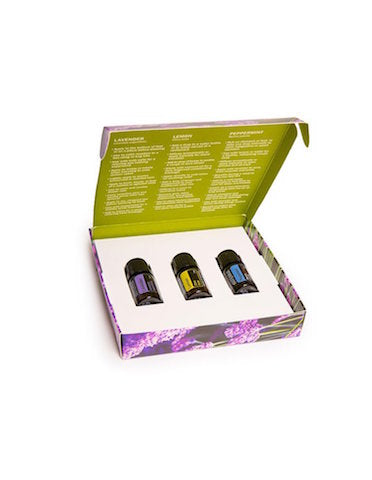 doTERRA Intro Kit - 5ml Trio