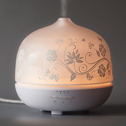 iMist Ultrasonic Aroma Diffuser - Floral 500ml