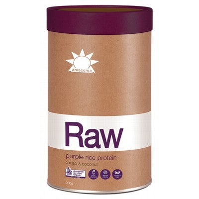 Amazonia Raw Purple Rice Protein - Cacao & Coconut