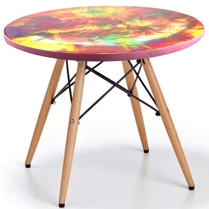 Resin Art Coffee Table