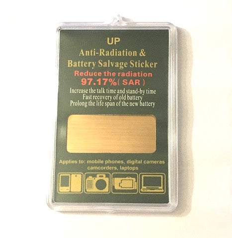 Anti-Radiation Sticker
