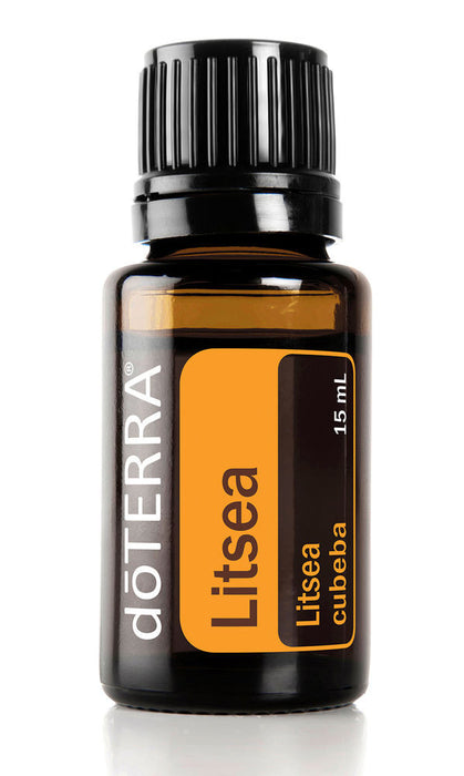 Litsea Essential Oil - 15ml