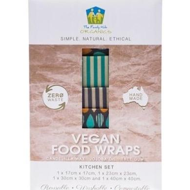 Vegan Food Wraps Kitchen Set