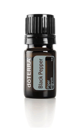 Black Pepper Essential Oil - 5ml