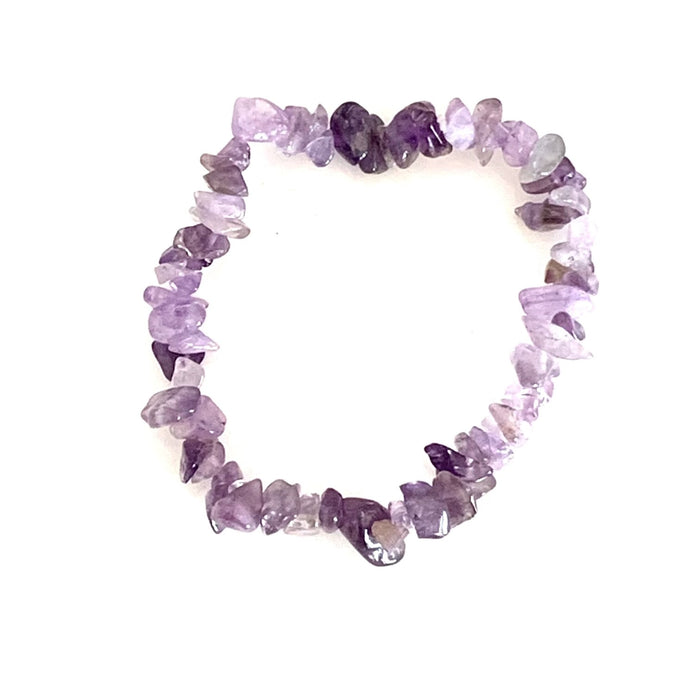 Crystal Bracelet (Amethyst, Citrine, Rose Quartz, and Tiger Eye)