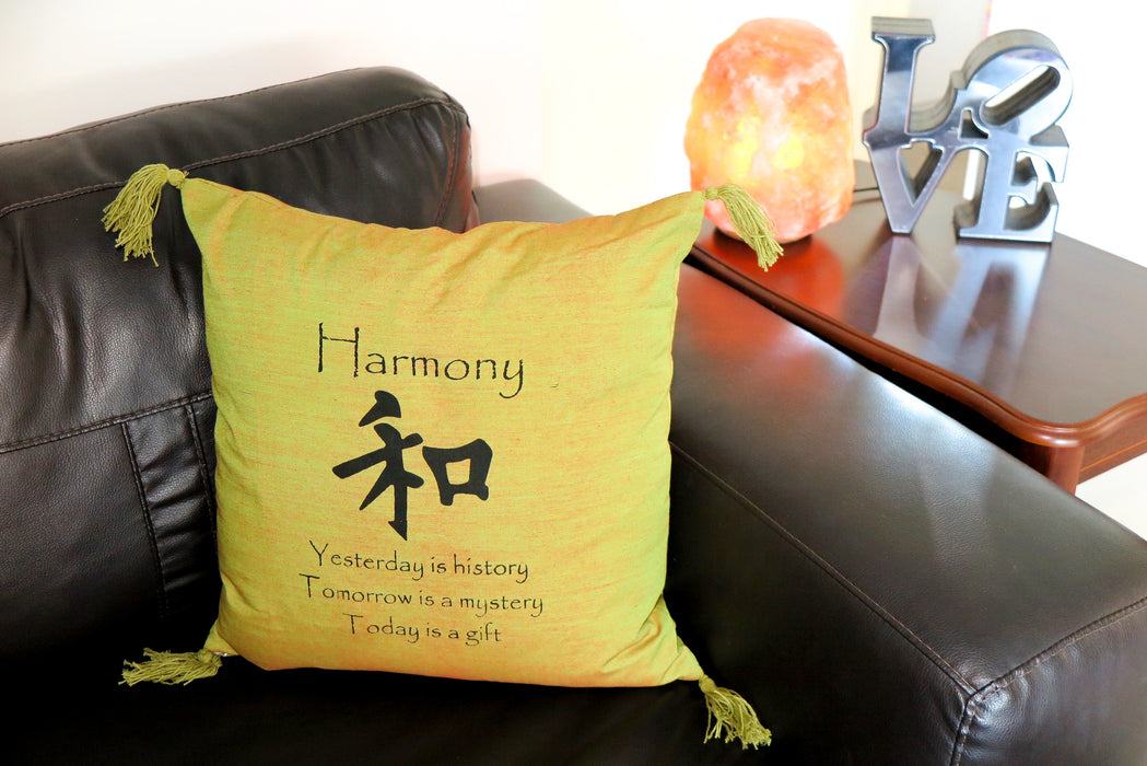 Affirmation Cushion Cover