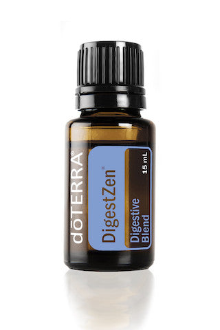 DigestZen Essential Oil Blend - 15ml