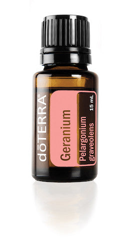 Geranium Essential Oil - 15ml