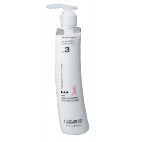 Giovanni D:tox System Body Lotion 250ml (Step 3)