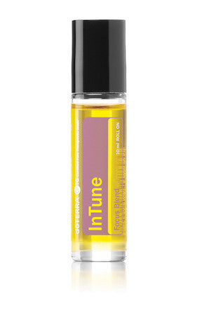 InTune Roll On Essential Oil Blend - 10ml