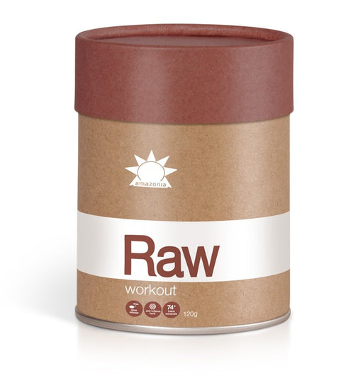 Amazonia Raw Workout 120g