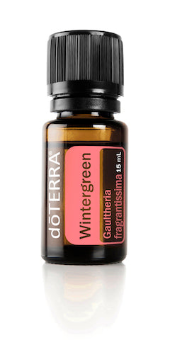 Wintergreen Essential Oil - 15ml