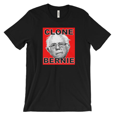 Clone Bernie - Men's T-Shirt