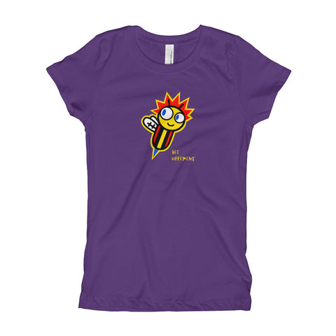 Bee Different - Girl's T-Shirt