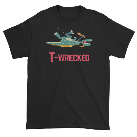 T-Wrecked - Men's Shirt
