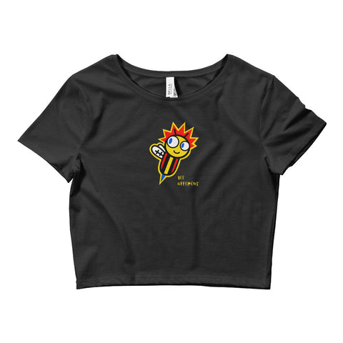Bee Different - Women's Crop Top