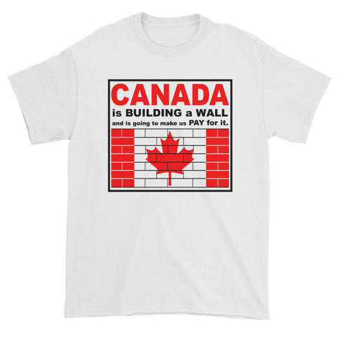Canada Wall - Men's T-Shirt