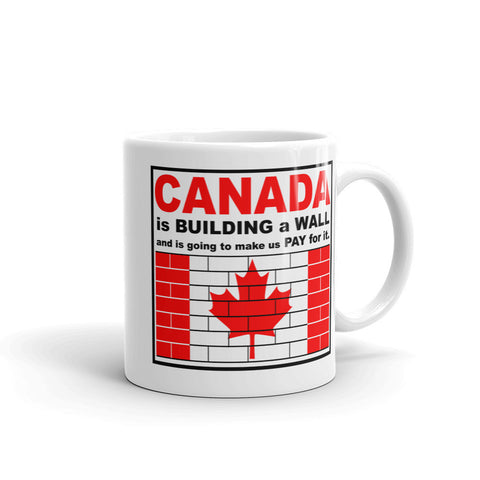 Canadian Wall - Mug