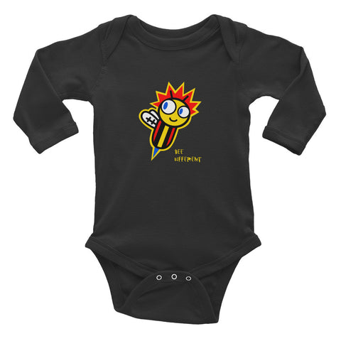 Bee Different - Infant Long Sleeve Bodysuit