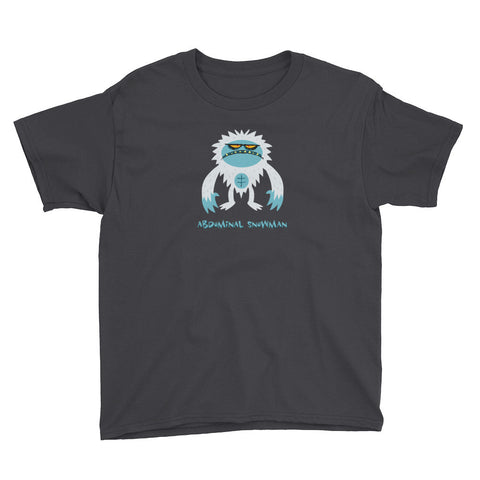 Abdominal Snowman - Youth T-Shirt
