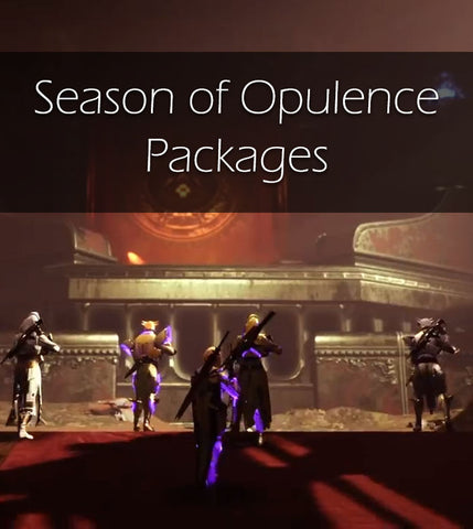 Season of Opulence Packages